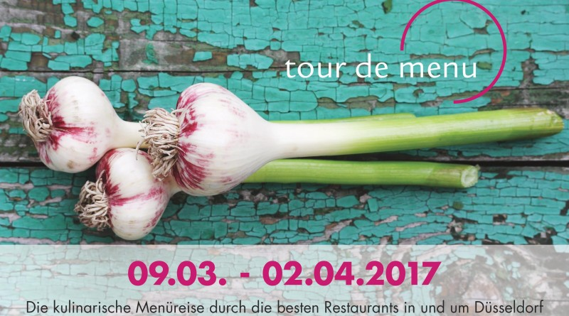 TOUR DE MENU – BALD GEHT ES LOS!