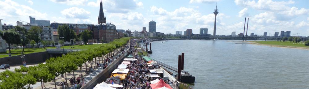 Fischmarkt Duesseldorf